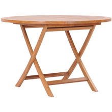 Teak Wood Java Folding Table, 47 inch