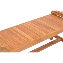 Teak Wood Lutyens Coffee Table
