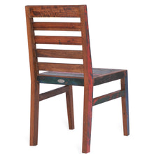 Marina Del Rey Dining Chair made from Recycled Teak Wood Boats