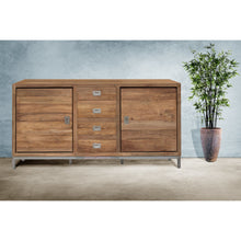 Recycled Teak Wood Stella Sideboard - Chic Teak