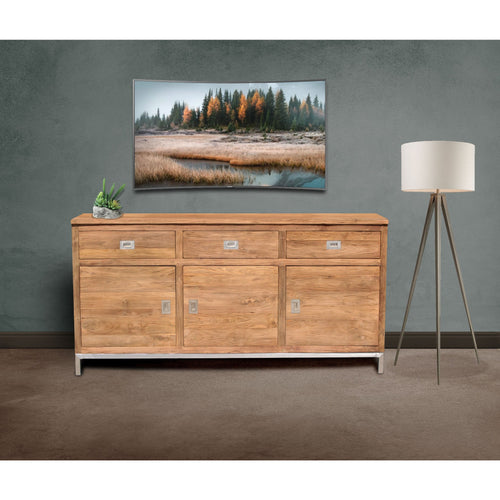Recycled Teak Wood Stella Buffet - Chic Teak