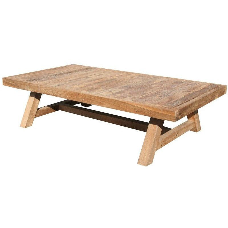 Recycled Teak Wood Coffee Table - 55