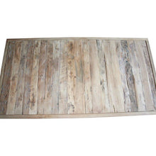 "Recycled Teak Wood Coffee Table - 55"" x 30"" - Chic Teak"