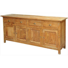 Waxed Teak Paris Buffet-Chic Teak