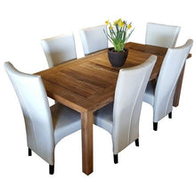 Recycled Teak Dining Table-Chic Teak