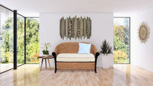 Water Hyacinth Soldano Love Seat - Chic Teak