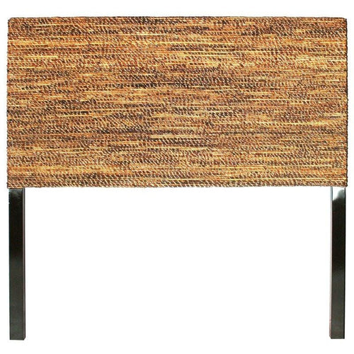 Abaca Headboard Queen Size-Chic Teak
