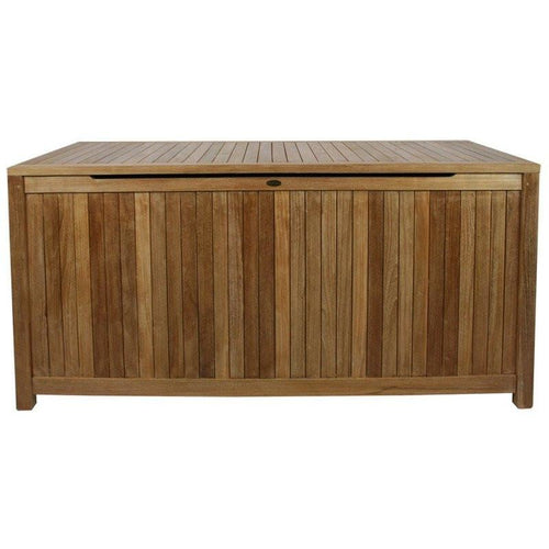 Teak Santa Barbara Pool Box - Chic Teak