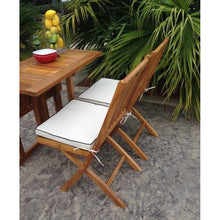 Cushion For Santa Barbara Folding Chair and Kasandra Side Chair - Chic Teak