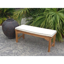 Cushion For 4 Ft Santa Monica Bench - Chic Teak