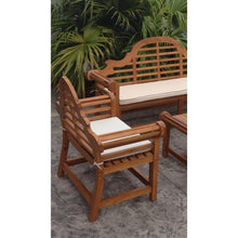Cushion for Lutyens Triple Bench and Swing - Chic Teak