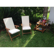 Cushion For Miami/Italy Reclining Chair - Chic Teak