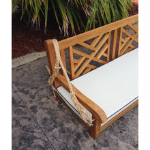 Cushion For Double Chippendale Bench & Swing - Chic Teak