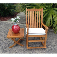 Cushion For Chippendale Chair or Rocking Chair. - Chic Teak