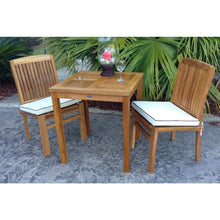 Cushion For Italy Chair and Kasandra Arm Chair and Belize Chair - Chic Teak