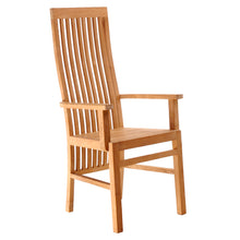 Teak Wood West Palm Arm Chair