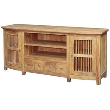 Waxed Teak Belize Buffet-Chic Teak