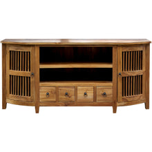 Waxed Teak Belize Buffet - Chic Teak