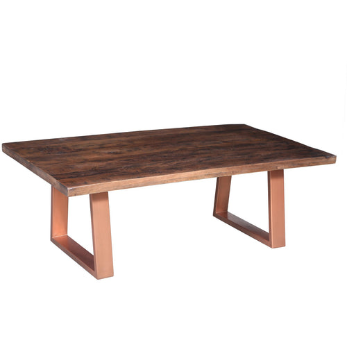 Palm Beach Mango Wood Coffee Table - Chic Teak