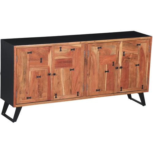 Everglades Acacia Wood Side Board - Chic Teak
