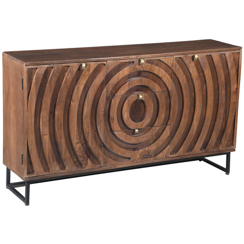 Mountainside Mango Wood Buffet - Chic Teak