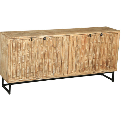 Charleroy Mango Wood Side Board - Chic Teak