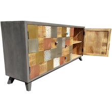 Picasso Mango Wood Buffet