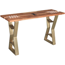Charleston Acacia Wood Console Table - Chic Teak