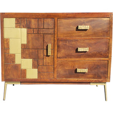 Montevideo Mango Wood Cabinet