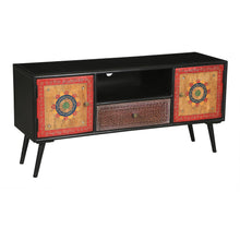 Madagascar Mango Wood Media Center - Chic Teak