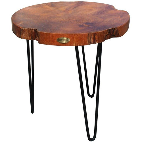 Teak Wood Freedom Side Table - Chic Teak