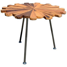 Teak Matahari Side Table - Chic Teak