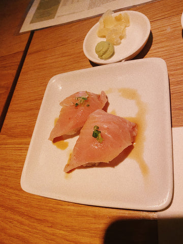 sugarfish by sushi nozawa review