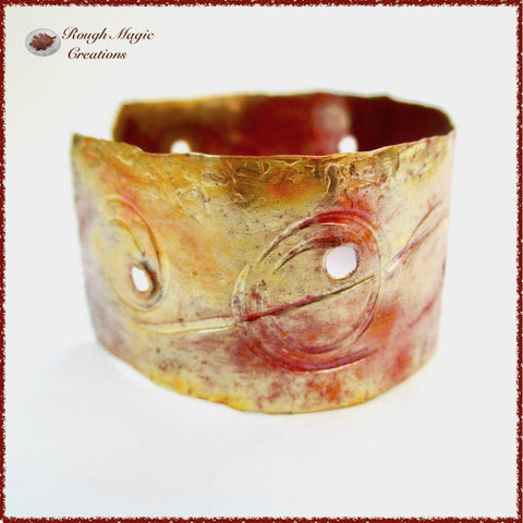 Rough Magic Creations Handmade Cuffs and Bangles Jewelry Collection