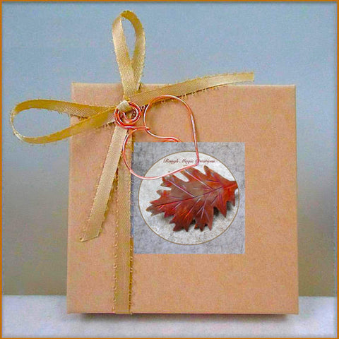 rough magic creations complementary presentation box included with purchase