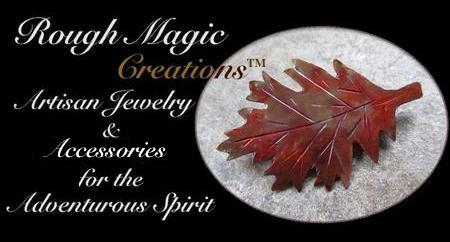 Rough Magic Creations Handcrafted Jewelry for the Adventurous Spirit