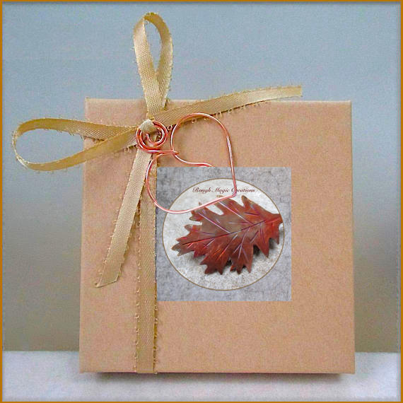 Rough Magic Creations Jewelry Presentation Box complementary with purchase