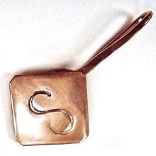 Load image into Gallery viewer, http://roughmagiccreations.com_products_money-clip-or-tie-bar-personalized-antiqued-copper-accessory-for-men-and-women_image3.jpg