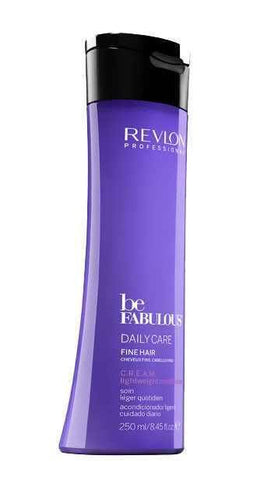 Revlon Be Fabulous Daily Care Fine Hair Cream Lightweight Conditioner