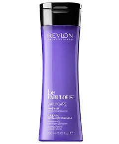 Revlon Be Fabulous Daily Care Fine Hair Cream Lightweight Shampoo
