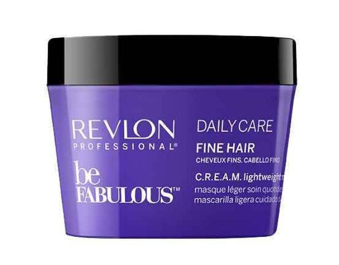 Revlon Be Fabulous Daily Care Fine Hair Cream Lightweight Mask