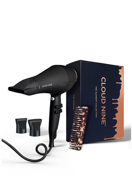 CLOUD NINE ALCHEMY 'THE AIRSHOT HAIRDRYER'