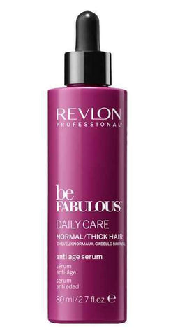 Revlon Be Fabulous Daily Care Normal Thick Hair Anti Age Serum