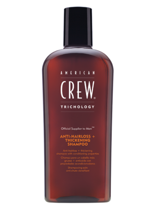 American Crew Anti Hairloss & Thickening Shampoo