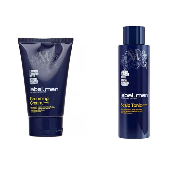 Label Men Gift Set