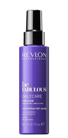 Revlon Be Fabulous Fine Hair Volume Spray 75ml