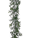 Boxwood Garland - 9' Long - Box of 12 - Green