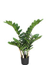 "Zamifolia Plant - 27.5"" Tall - Box of 6 - Green"