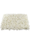 "Hydrangea Mat - 25"" Long x 17.5"" Wide - Set of 12 - Choice of Color"
