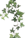 Mini English Ivy Garland - 6' Long - Box of 12 - Green